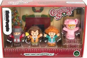 Fisher-Price Little People Collector A Christmas StoryFiguresSet