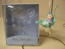 Hallmark Ornament 2002 BABY DELANDRA Frostlight Faeries Too NEW Fairy Snowflakes