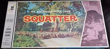 Vintage John Sands Squatter The Wool Game Board Game