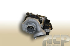 Garrett Turbocharger no. 762965 for BMW 520d. 163 BHP, 1995 ccm. From 2005.