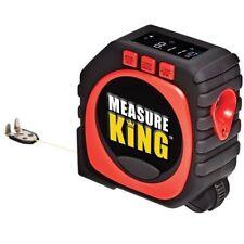3-in-1 Measure King Digital Tape Measure String Mode/ Sonic Mode/ Roller Mode
