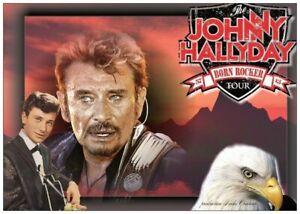 JOHNNY HALLYDAY COLLECTION / CARTE POSTALE / POSTCARD