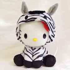 Hello Kitty stuffed plush doll Zebra Horse zodiac japan limited