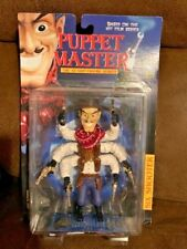 Puppet Master SIX SHOOTER Gold Electronic Full Moon Toys Legends of Horror 1998