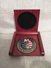 2005 US Open 105th Championship Pinehurst No 2  L/E Coin Michael Campbell New