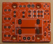 DIY PCB - Low voltage regulator PCB (filament supply) for Landfall heatsink