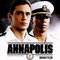 FREE US SH (int'l sh=$0-$3) NEW CD Brian Tyler: Annapolis [Original Motion Pictu