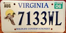 Wildlife MALLARD DUCK license plate hunter bird gun Ducks Unlimited hunt D/U