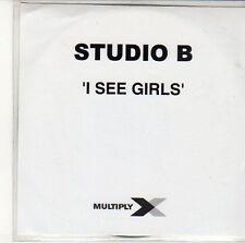 (ED378) Studio B, I See Girls - DJ CD