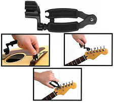 Planet Waves DP0002 Pro-Winder Guitar String Winder and Cutter