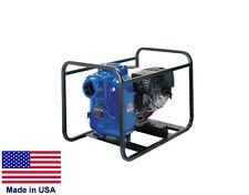 "TRASH PUMP Commercial / Indust - 13 Hp Honda - 44 PSI - 36,000 GPH - 4"" Ports"