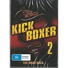 Kickboxer 2 The Road Back DVD 1991 & All Region NTSC Kick Boxer Two