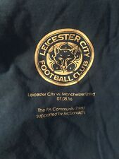 Leicester City Shirt