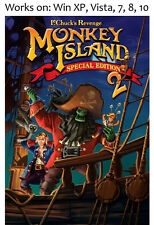 Monkey Island 2 Special Edition: LeChuck's Revenge PC Game
