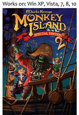 Monkey Island 2 Special Edition: LeChucks Revenge PC Game