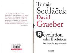 Revolution oder Evolution von David Graeber, Tomas Sedlacek