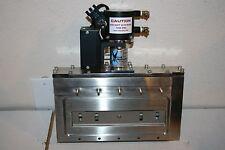 HVA High Vacuum Apparatus 422-1582 Pneumatic Rectangular Slit Valve- Varian