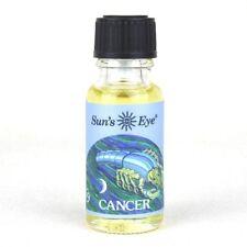 Cancer - Zodiac Oil by Sun's Eye 1/2 oz