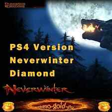 PS4 2 Million Neverwinter Astral Diamanten 2.000.000 NW 1000K Astraldiamanten EU