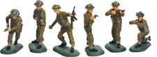 Britains 2. Weltkrieg Britische Infantrie Set Nr. 1, 52008, Maßstab 1:32, WWII