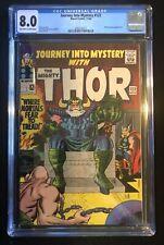 Journey into Mystery #122 (Nov 1965, Marvel) CGC - 8.0 - Unpressed