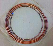 "ASTM-B280 METALLIC COPPER TUBING, 5/8"" 0.625"" X 25' 25FT Worm"