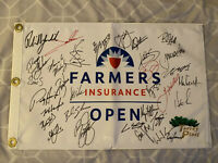 Golf PGA Autographed OffIcal Signed. Bryson. Phil. Day. Rahm. Fowler. Masters