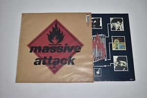 massive attack blue lines the Original vinyl Release - On Sale For 7 Days Only!