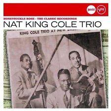 NAT KING COLE TRIO Honeysuckle Rose The Classic Recordings CD NEW Jazzclub Verve