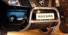 Nissan Navara D40  2005-2010  Frontbügel Frontschutzbügel  ABE V2A