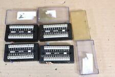 LGB 5072 50720 G GAUGE 5 x TERMINAL STRIP DISTRIBUTION BOARD pe