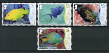 British Virgin Islands BVI 2017 MNH Underwater Life Pt 2 Fish Life 4v Set Stamps