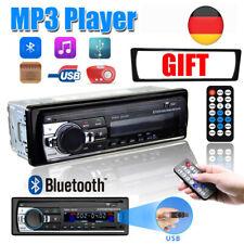 1 DIN MP3 AUTORADIO MIT BLUETOOTH FREISPRECHEINRICHTUNG AUX SD + Fernbedienung