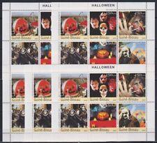 R813. 5x Guinea-Bissau - MNH - Culture - Halloween - 2003
