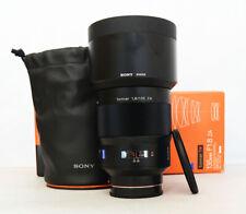 "# Sony SAL 135mm f/1.8 AF MF Lens ""Mint"" S/N 0198527"