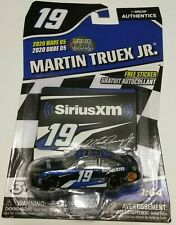 2019 #19 Martin Truex Jr Sirius XM 1//64 NASCAR Diecast Loose