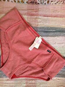 Victoria's Secret PINK Hipster. Color Red. Sz. XL. NWT Super Comfy