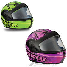 Arctic Cat Youth PFP Snowmobile Helmet 2017