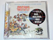 Ernest Gold IT'S A MAD, MAD, MAD, MAD WORLD Remastered Soundtrack CD New
