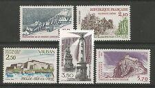 FRANCE. 1984. Tourist Publicity Set. SG: 2630/34. Mint Never Hinged.