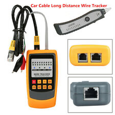 Long Distance Wire Tracker Short & Open Circuit Finder Tester Detector Plastic