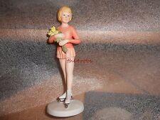 Roman Ice Capades Ice School collection Figurine 1983