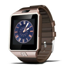 DZ09 Bluetooth Smart Wrist Watch Phone+Camera SIM GSM For Android IOS Phone Xmas