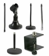 Pulse Pro Audio Microphone Tabletop Stands