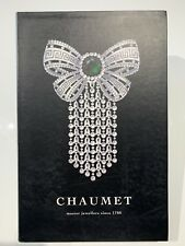 Chaumet: Master Jewellers Since 1780 by Diana Scarisbrick Hardcover Book