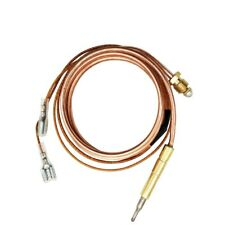 Gas fryer cooktop spilt thermocouple wire with 6.3mm flat terminals