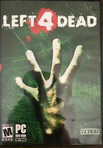Left 4 Dead (PC) *New,Sealed*