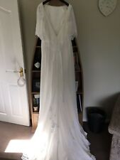Enzoani Ginger Wedding Dress size 20 - Suits Size 16-18 [Tailored for 6ft Bride]