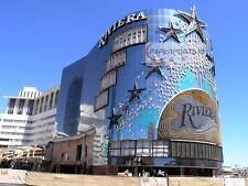 RIVIERA CASINO Vintage Las Vegas DEMOLITION PHOTO  8x10