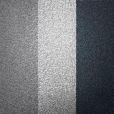 Black and Silver Stripe Glitter Holographic Wallpaper by Fine Decor DL40790